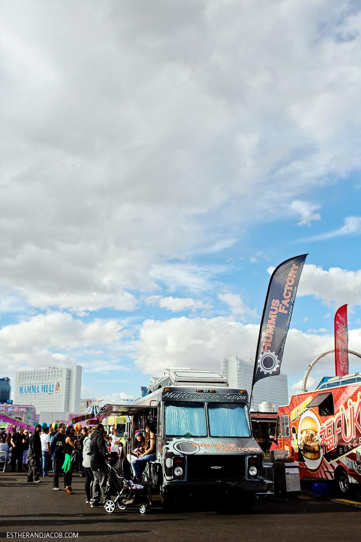 Hummus Factory Las Vegas Foodie Fest 2014 | Festivals in Las Vegas.