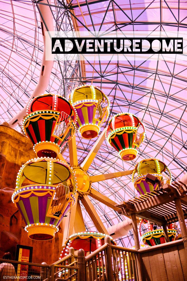 Local Adventures at Circus Circus Adventuredome Las Vegas | Las Vegas Amusement Parks.