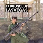 Shooting Machine Guns at Pro Gun Club Las Vegas NV