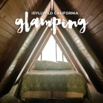Our First Time Glamping in Idyllwild California