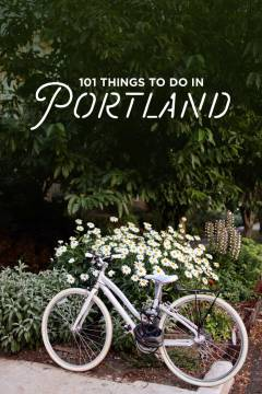 Ultimate Portland Bucket List - 101 Things to Do in Portland Oregon // localadventurer.com