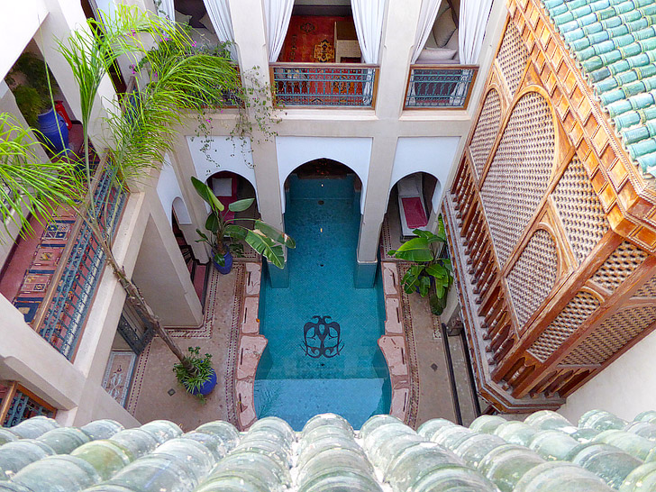 Stay in a Riad (What to Do in Marrakech).