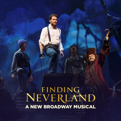 Finding Neverland Musical - Our First Broadway on Broadway!
