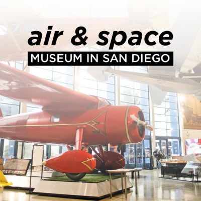 Exploring the San Diego Air and Space Museum