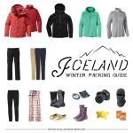 What to Pack for Iceland in the Winter – 10 Days in a Carry-On