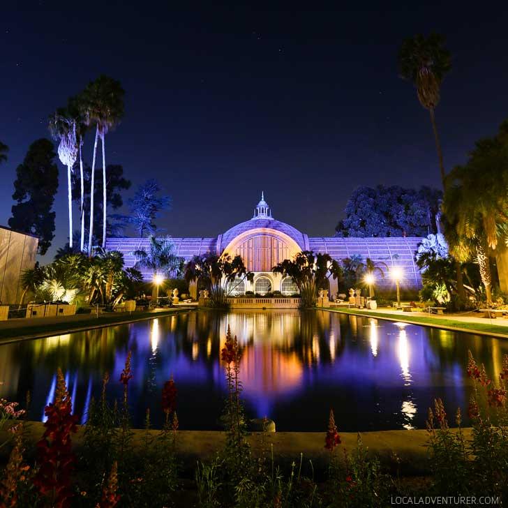 The Lily Pond in Balboa Park San Diego // localadventurer.com