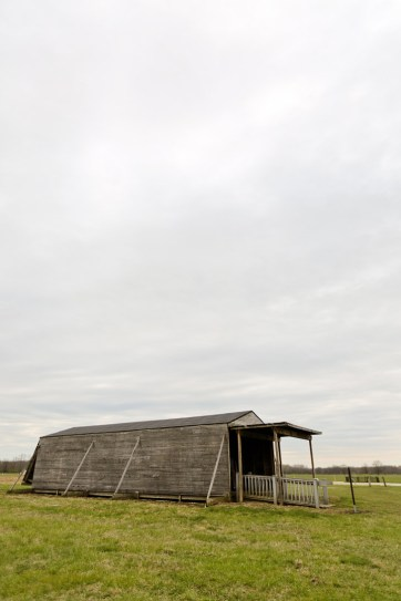 Huffman Prairie Flying Field - part of the Dayton Aviation Heritage National Historical Park where the Wright Brothers learned how to control flight // localadventurer.com