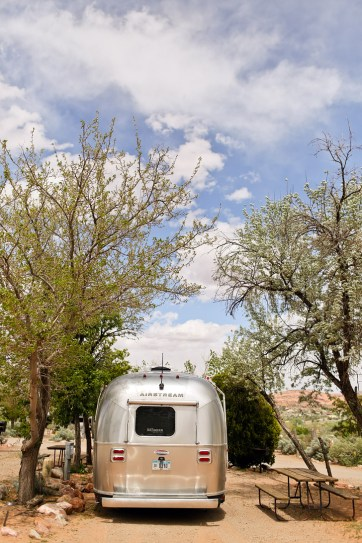Living on the Road in an Airstream - Our Airstream Tour // localadventurer.com