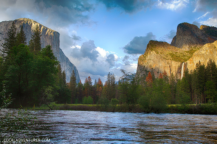 Valley View Yosemite National Park // localadventurer.com