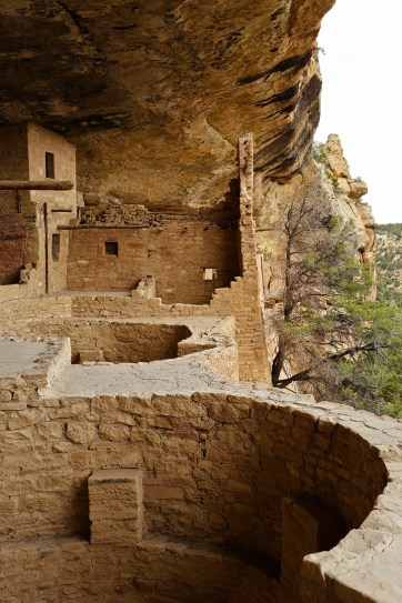 Colorado Mesa Verde National Park Cliff Dwellings - UNESCO World Heritage Site // localadventurer.com
