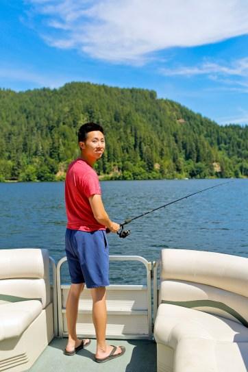 Loon Lake Fishing in Oregon USA // localadventurer.com