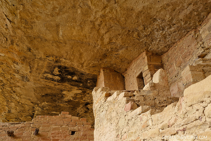 Balcony House Mesa Verde National Park Colorado USA - UNESCO World Heritage Site // localadventurer.com