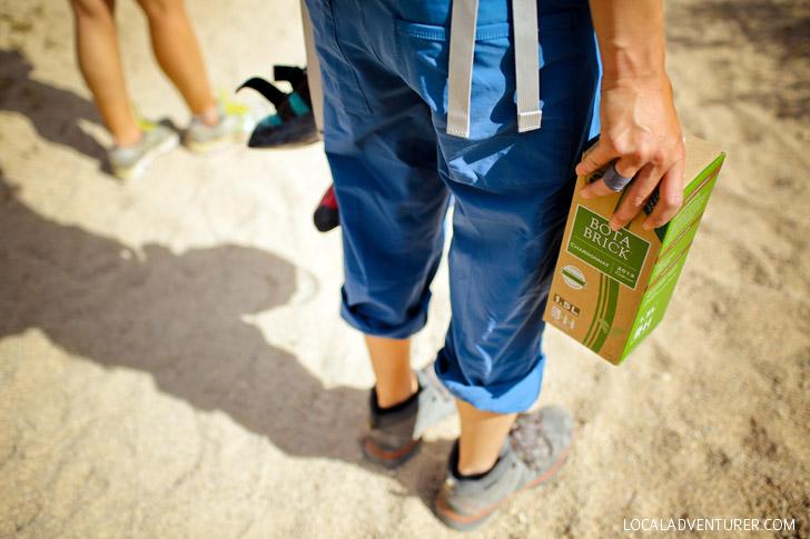 Bota Box Wine for Adventurers and Outdoors Enthusiasts // localadventurer.com