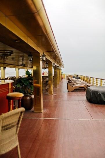 Our 5 Star Luxury Golden Cruise Halong Bay Vietnam // localadventurer.com
