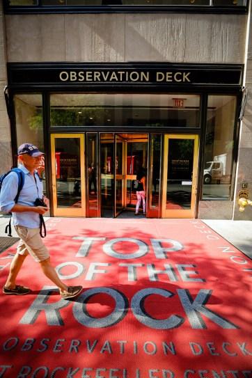 Top of the Rock Building - Rockefeller Center NYC // localadventurer.com