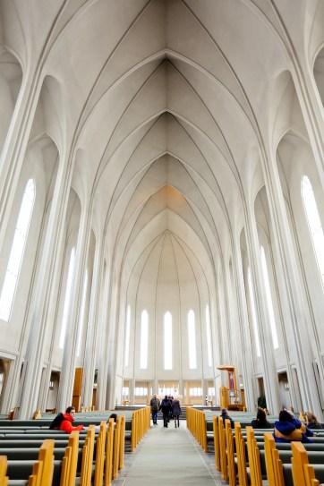 Church of Hallgrimur (11 Interesting Things to Do in Reykjavik Iceland) // localadventurer.com
