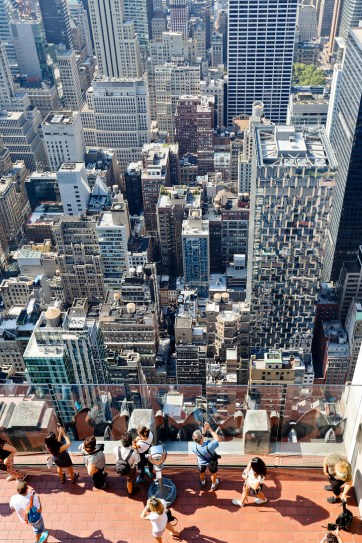 View from Top of the Rock Observation Deck // localadventurer.com