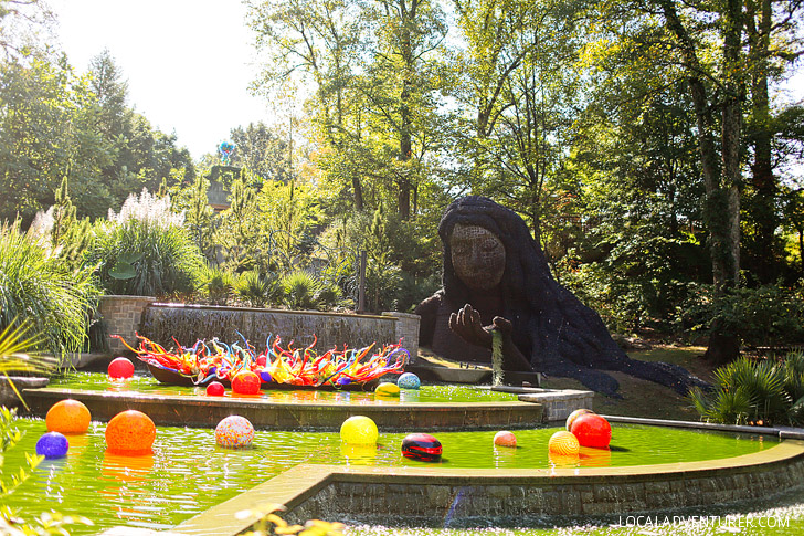 Wonderful Atlanta Botanical Garden Hours Chihuly In The