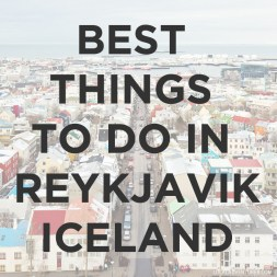 11 Interesting Things to Do in Reykjavik Iceland