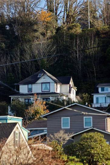 The Goonies House (15 Unique Things to Do in Astoria Oregon) // localadventurer.com