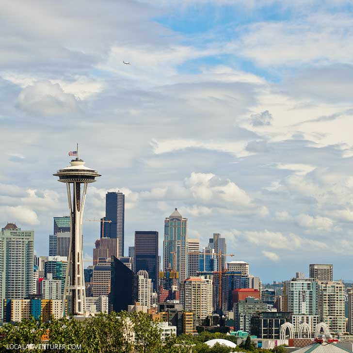 Seattle (15 Best Day Trips from Portland Oregon) // localadventurer.com