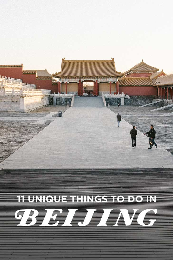 11 Unique Things to Do in Beijing China // localadventurer.com
