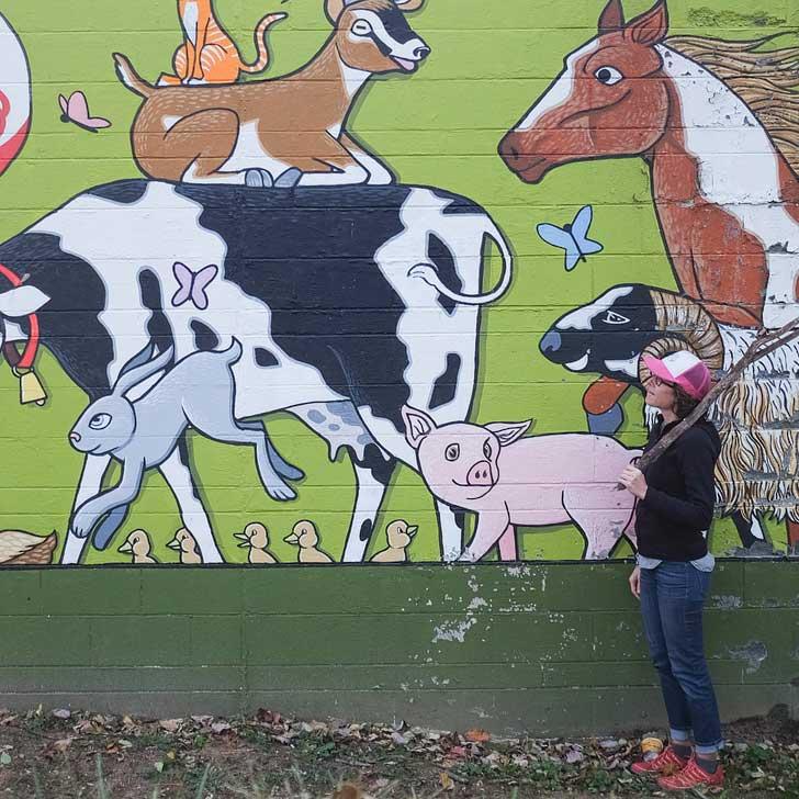 Best of Asheville Street Art // localadventurer.com