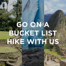 Go on a Bucket List Hike with Us This Summer – Pick the Hike!