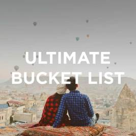 Ultimate Bucket list of 1001 Things to Eat, See, and Do in Your Lifetime // localadventurer.com