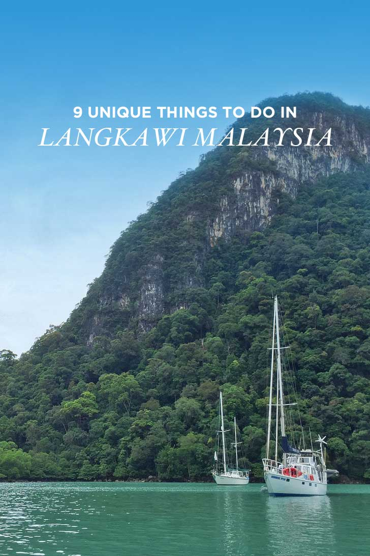 9 Unique Things to do in Langkawi Malaysia - had heard of the beaches and natural beauty of the island for years // localadventurer.com