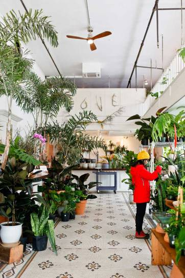 Solabee Flowers and Botanicals + 25 Best Instagram Spots in Portland Oregon // localadventurer.com