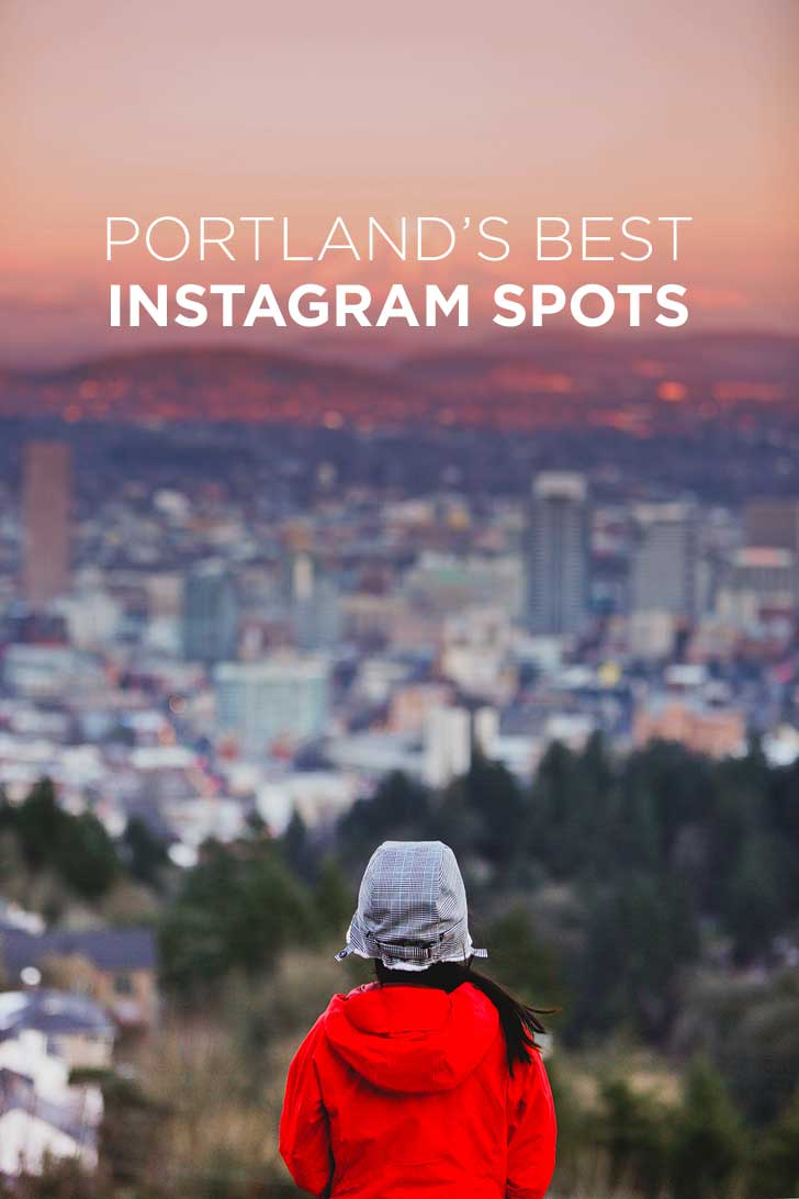 25 Best Instagram Spots in Portland Oregon // localadventurer.com