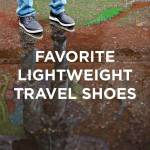 Our Favorite Lightweight Travel Shoes + Win a Pair!