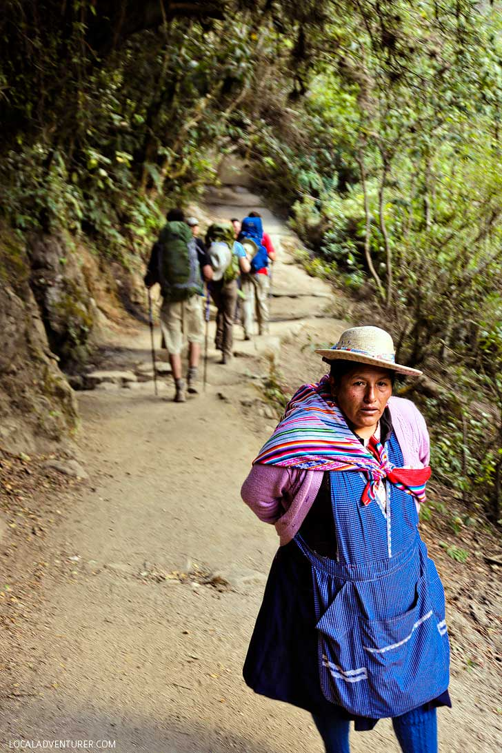 Inca Trail Pictures - How to Hike the Inca Trail Day 1 // localadventurer.com