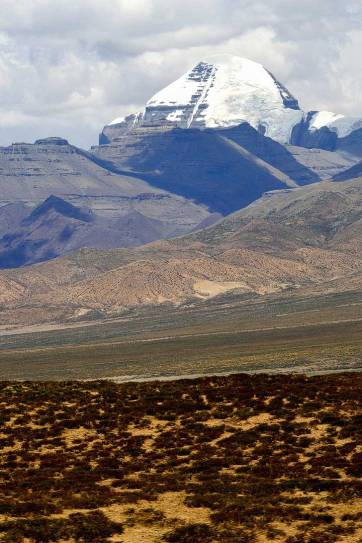 Mount Kailash Tibet + 25 Best Backpacking Trips in the World to Put on Your Bucket List // localadventurer.com
