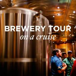 Our First Brewery Tour on a Cruise – Red Frog Pub and Brewery