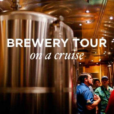 Our First Brewery Tour on a Cruise - Red Frog Brewery Tour on the Carnival Vista // localadventurer.com