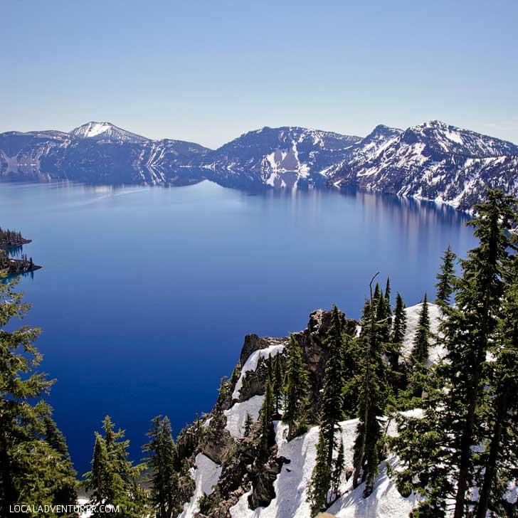 Crater Lake National Park + the 7 Wonders of Oregon // localadventurer.com
