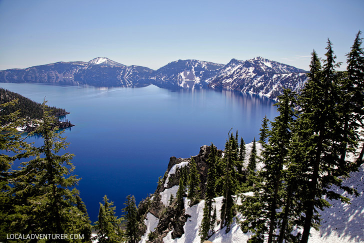 Things to Do Around Crater Lake National Park // localadventurer.com