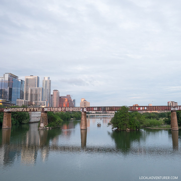 Lone Star Riverboat Cruises - Take a sunset tour on the Colorado River + 101 Things to Do in Austin Texas - The Ultimate Austin Bucket List // localadventurer.com
