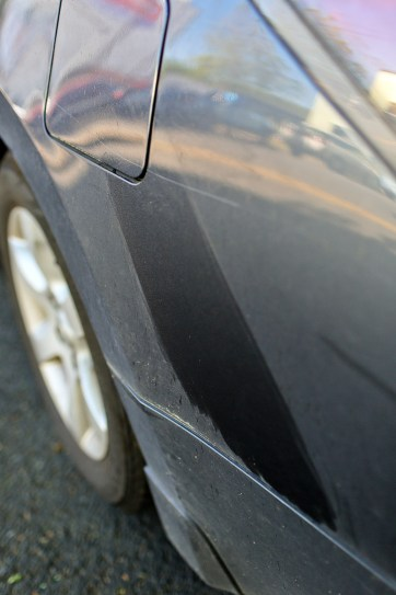 How to Clean Your Car on the Go + Armor All Waterless Car Wash // localadventurer.com