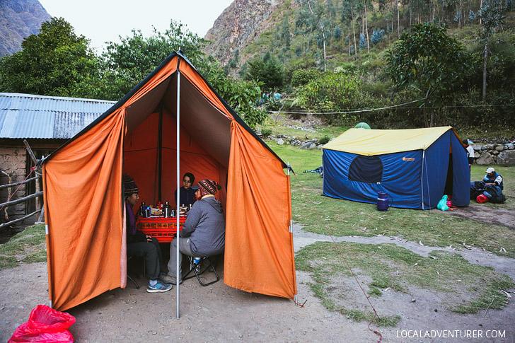 Guide to Hiking the Inka Trail Day 2 // localadventurer.com