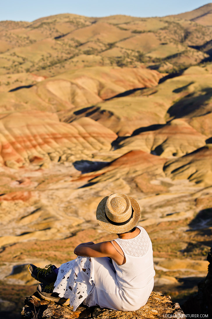 Carroll Rim Trail, Painted Hills Unit + The Ultimate Guide to John Day Fossil Beds National Monument Oregon // localadventurer.com