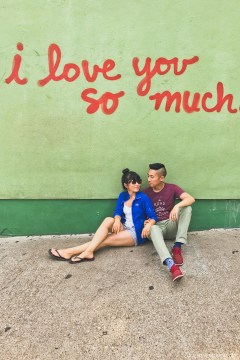 I Love You So Much Mural in Austin + 101 Things to Do in Austin TX // localadventurer.com
