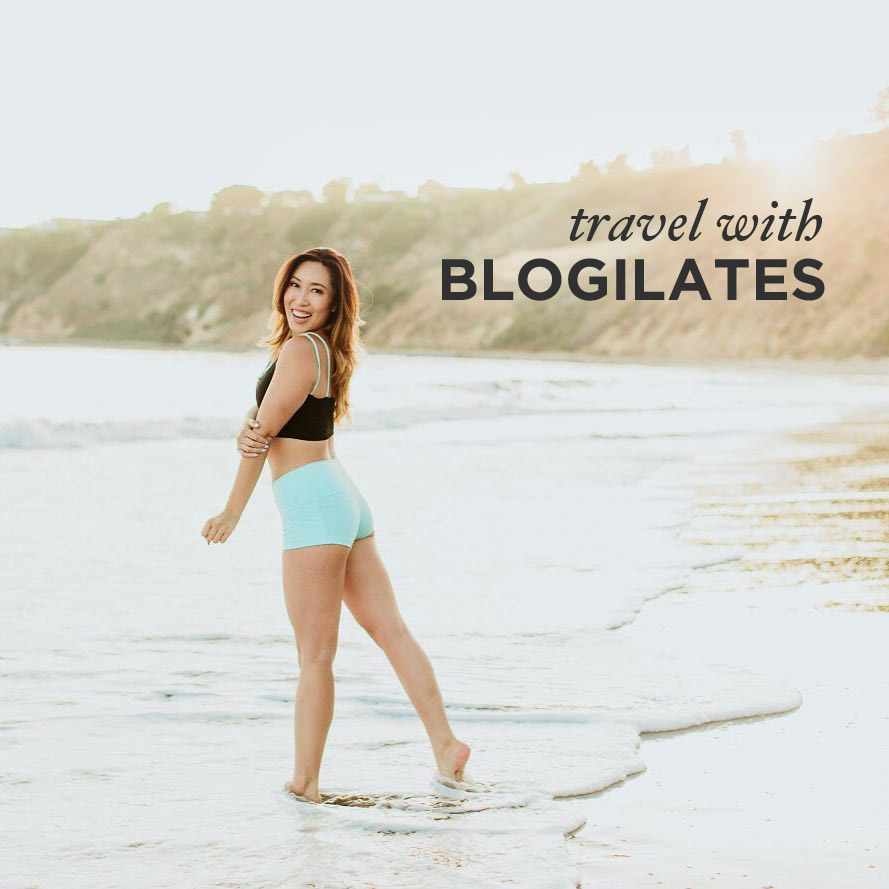 Travel with Cassey Ho Interview aka Blogilates // localadventurer.com