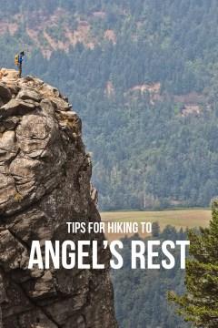 Essential Tips for the Angels Rest Hike Oregon // localadventurer.com
