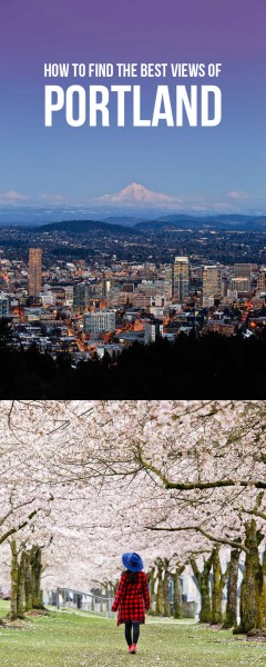 Where to Find the Best Views in Portland Oregon // localadventurer.com