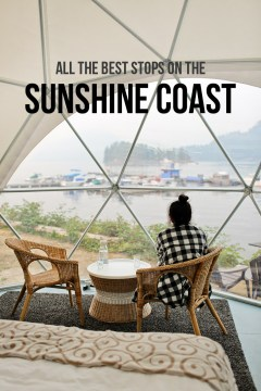 Sunshine Coast BC Road Trip - All the Best Stops Along the Sunshine Coast // localadventurer.com
