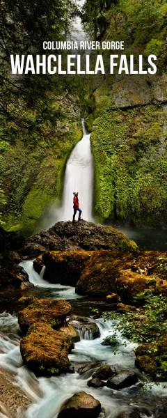Photo Guide to the Waclella Falls Trail, Columbia River Gorge, Oregon // localadventurer.com