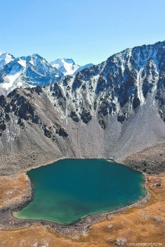 Aylanysh Lake - Kyrgyzstan Hiking - How to Hike Through the Issyk Kul Region // localadventurer.com